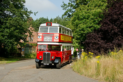 London Bus Museum, Brooklands - Monday 21st July 2014