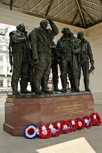 The Bomber Command memorial
