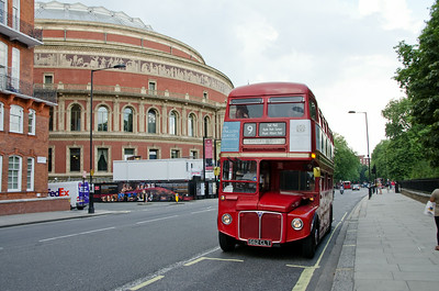 RM1562 passes the Royal Albert Hall