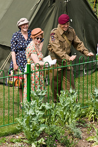 Onlookers at Ropley