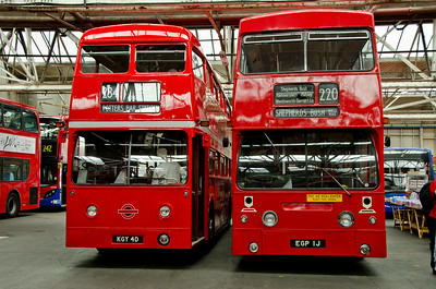 Potters Bar Bus Garage - Saturday 5th July 2014