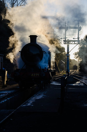 Severn Valley Railway - Monday 7th November 2016