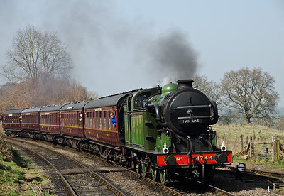 1744 arriving at Arley