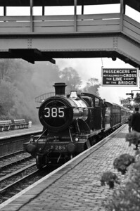 2857 at Bewdley