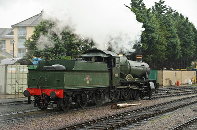 7822 'Foxcote Manor' at Minehead