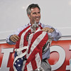 SEPTEMBER 15 2012 IndyCar President Randy Bernard at Auto Club Speedway.