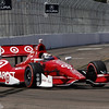 2012 IndyCar Saturday qualifying action from St Petersburg, Florida. Credit: PaddockTalk/Paul & Lisa Hurley