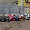 2012 IndyCar Race action from St Petersburg, Florida. Credit: PaddockTalk/Paul & Lisa Hurley