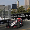 September 1: Will Power during the Grand Prix of Baltimore IndyCar race.