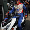 August 30: Justin Wilson during IndyCar practice for the Grand Prix of Baltimore.