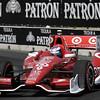 September 1: Scott Dixon during the Grand Prix of Baltimore IndyCar race.