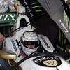 August 31: Ed Carpenter during qualifying for the Grand Prix of Baltimore.