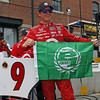 August 31: Scott Dixon pole winner during qualifying for the Grand Prix of Baltimore.