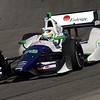 March 13:Simona de Silvestro at IndyCar Spring Training at Barber Motor Sports Park.