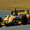 MARCH 12:Ryan Hunter-Reay at IndyCar Spring Training at Barber Motor Sports Park.