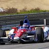 March 13:Takuma Sato at IndyCar Spring Training at Barber Motor Sports Park.