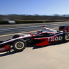 MARCH 12:A.J. Allmendinger at IndyCar Spring Training at Barber Motor Sports Park.