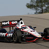 MARCH 12: Will Power at IndyCar Spring Training at Barber Motor Sports Park.