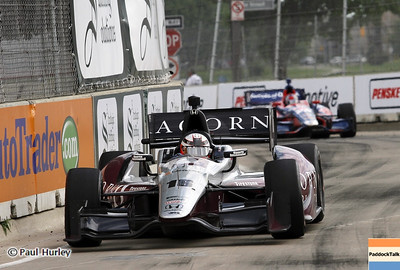 June 2: James Jakes during the Chevrolet Detroit Belle Isle Grand Prix.