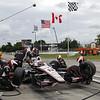 June 1: Will Power during the Chevrolet Detroit Belle Isle Grand Prix.