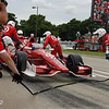 June 1: Scott Dixon during the Chevrolet Detroit Belle Isle Grand Prix.