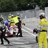 June 1: Sebastien Bourdais during the Chevrolet Detroit Belle Isle Grand Prix.
