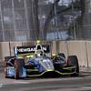June 1: Josef Newgarden during the Chevrolet Detroit Belle Isle Grand Prix.