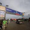 June 1: Paddock entrance during the Chevrolet Detroit Belle Isle Grand Prix.