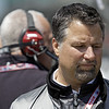 May 11: Michael Andretti during practice for the 97th Indianapolis 500 at the Indianapolis Motor Speedway.