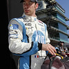 May13: Simon Pagenaud during practice for the 97th Indianapolis 500 at the Indianapolis Motor Speedway.