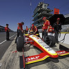 May13: Helio Castroneves during practice for the 97th Indianapolis 500 at the Indianapolis Motor Speedway.