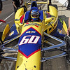 May 14: Townsend Bell Sebastien during practice for the 97 Indianapolis 500 at the Indianapolis Motor Speedway.