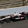 May 14: Will Power during practice for the 97 Indianapolis 500 at the Indianapolis Motor Speedway.
