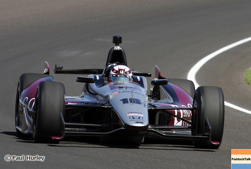 May13: James Jakes during practice for the 97th Indianapolis 500 at the Indianapolis Motor Speedway.