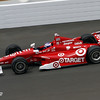 May 17: Scott Dixon during practice for the 97th Indianapolis 500 at the Indianapolis Motor Speedway.