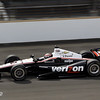 May 15: Will Power during practice for the 97th Indianapolis 500 at the Indianapolis Motor Speedway.