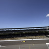 May13: Turn one during practice for the 97th Indianapolis 500 at the Indianapolis Motor Speedway.