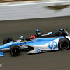May 17: Simon Pagenaud during practice for the 97th Indianapolis 500 at the Indianapolis Motor Speedway.