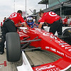 May 16: Scott Dixon during practice for the 97th Indianapolis 500 at the Indianapolis Motor Speedway.
