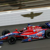 May 17: Marco Andretti during practice for the 97th Indianapolis 500 at the Indianapolis Motor Speedway.