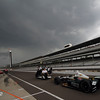 May 17: Pit lane during practice for the 97th Indianapolis 500 at the Indianapolis Motor Speedway.
