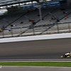 May 17: Josef Newgarden during practice for the 97th Indianapolis 500 at the Indianapolis Motor Speedway.