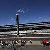 May13: Pit lane during practice for the 97th Indianapolis 500 at the Indianapolis Motor Speedway.
