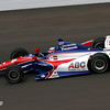 May 17: Takuma Sato during practice for the 97th Indianapolis 500 at the Indianapolis Motor Speedway.