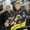 May 18: Josef Newgarden during qualifications for the 97th Indianapolis 500 at the Indianapolis Motor Speedway.