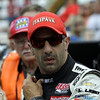 May 18: Tony Kanaan during qualifications for the 97th Indianapolis 500 at the Indianapolis Motor Speedway.