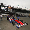 May 18: Gasoline Alley during qualifications for the 97th Indianapolis 500 at the Indianapolis Motor Speedway.