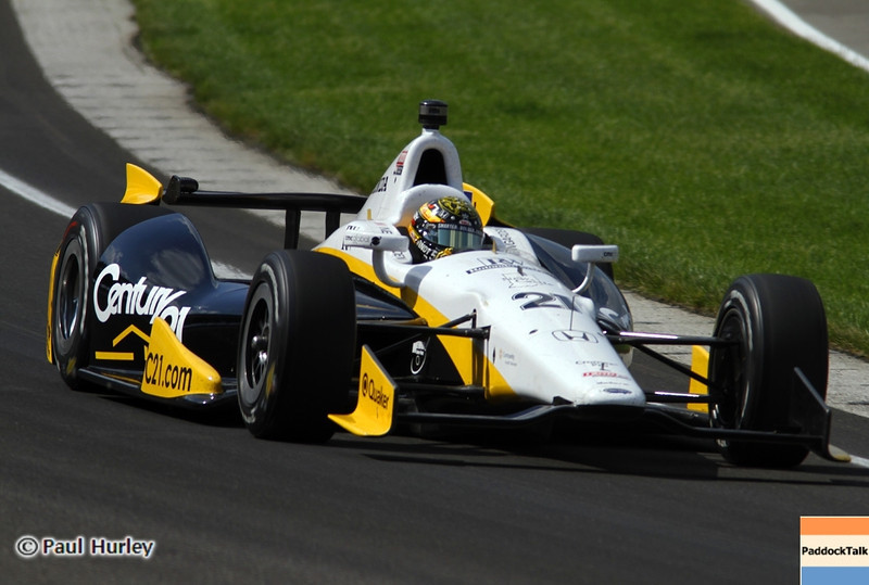 May 19: Josef Newgarden during qualifications for the 97th Indianapolis 500 at the Indianapolis Motor Speedway.