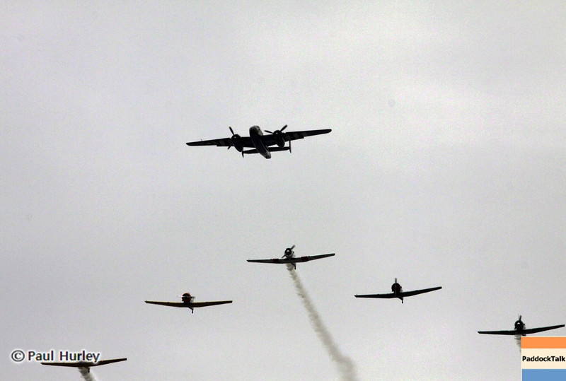May 26: Flyover during the 97th running of the Indianapolis 500 mile race.