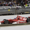 May 26: Scott Dixon during the 97th running of the Indianapolis 500 mile race.